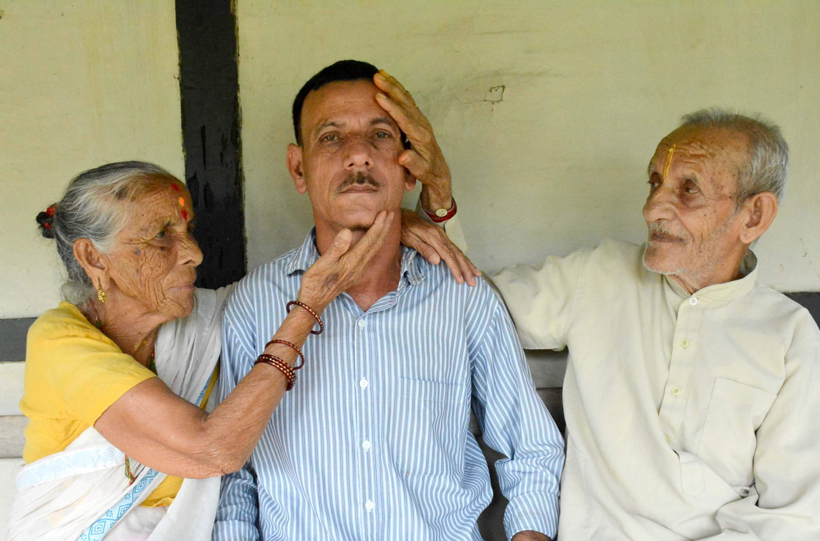 After 17 days, abducted tea garden employee finally rescued