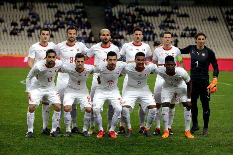 Switzerland: A talented squad with a tough draw