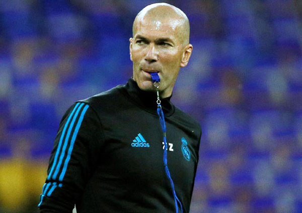 Zidane quits as Real Madrid coach