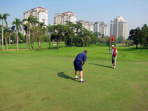 Indonesia Open golf to start from July 12