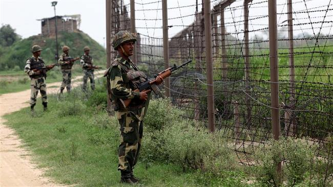 Infiltration at LOC, Jammu & Kashmir