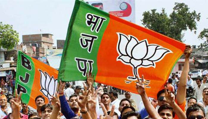 State BJP forms new team for 2019 polls