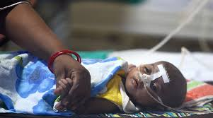 61 children die every day  in MP, shows official data