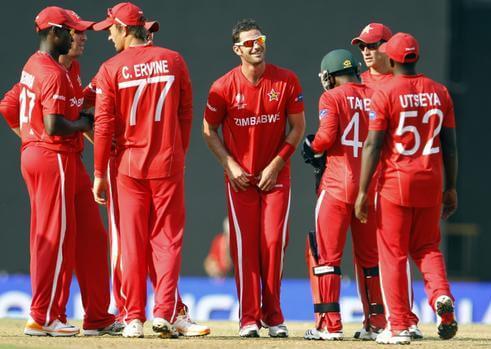 Zimbabwe players threaten boycott of T20I tri-series