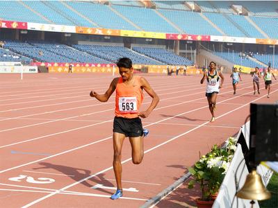 Athlete Anu wins gold at Asian junior meet