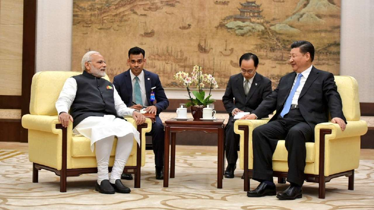 PM At SCO/ Wuhan