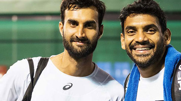 Bhambri-Sharan bow out of French Open