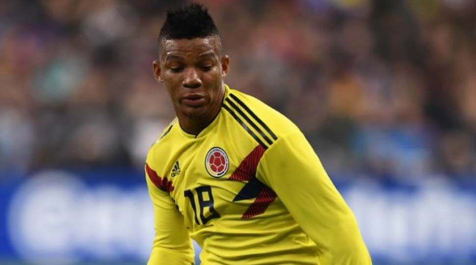 Colombia full-back Fabra to miss WC