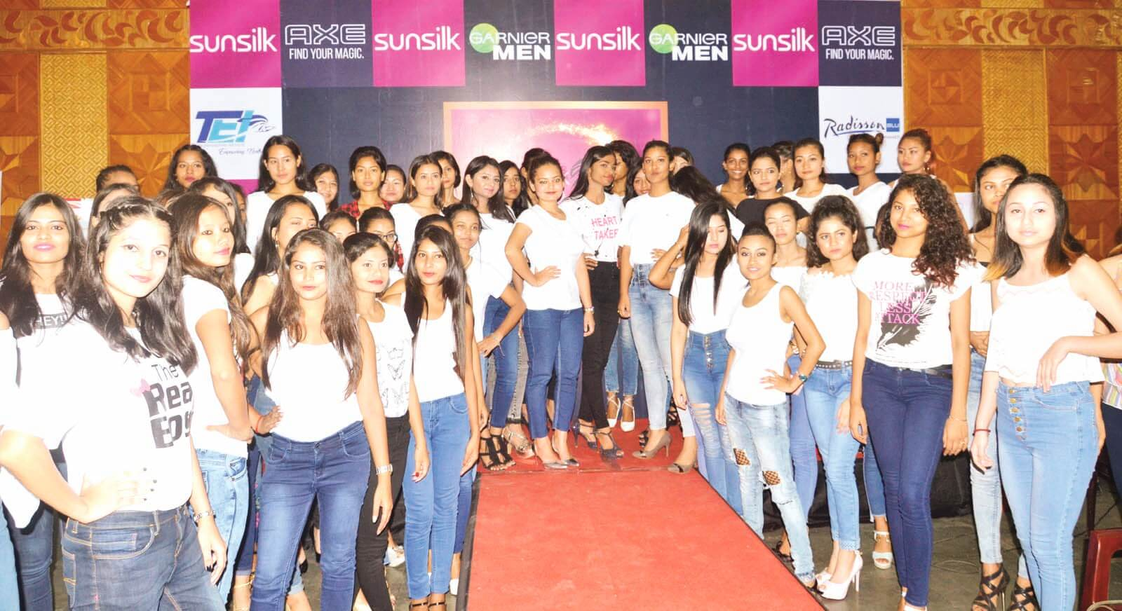 Auditions conducted in city