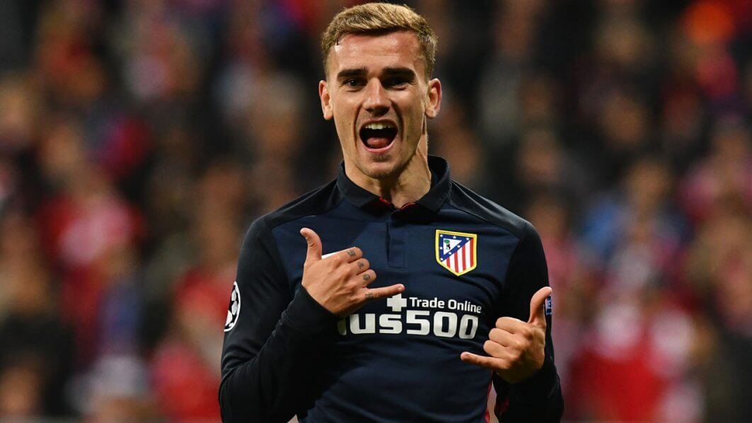 Griezmann shuns Barcelona's offer, opts to stay at Atletico Madrid