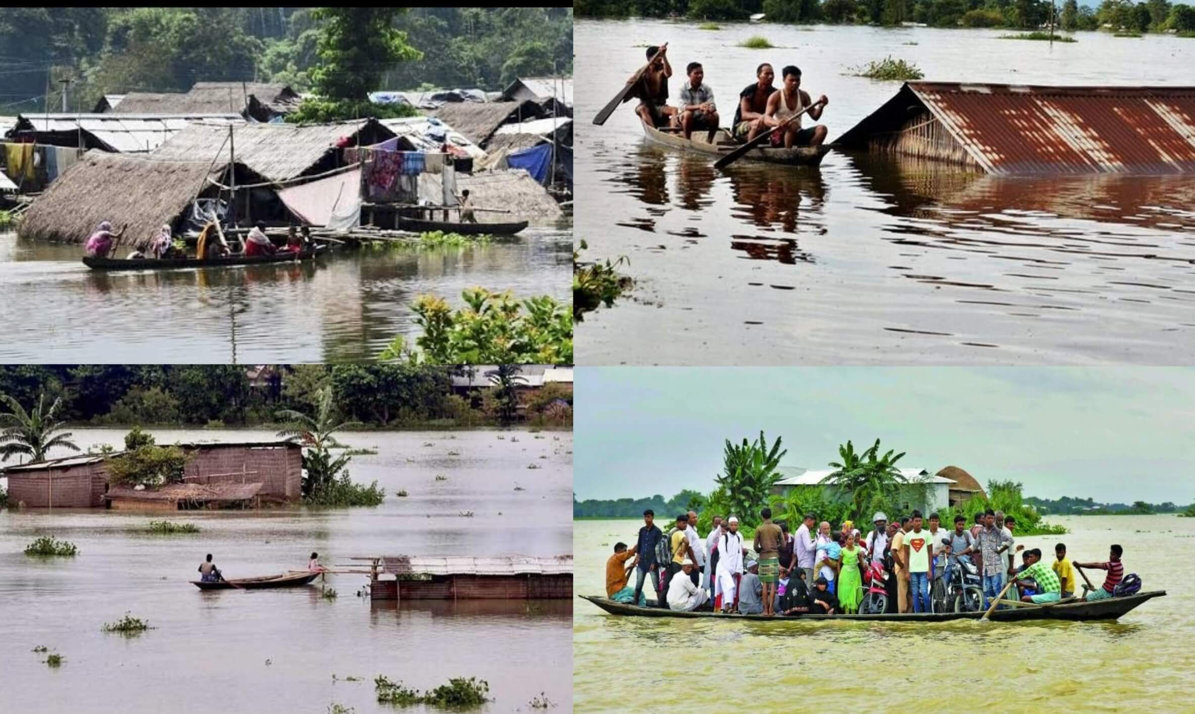 Flood: A very old friend of Guwahati