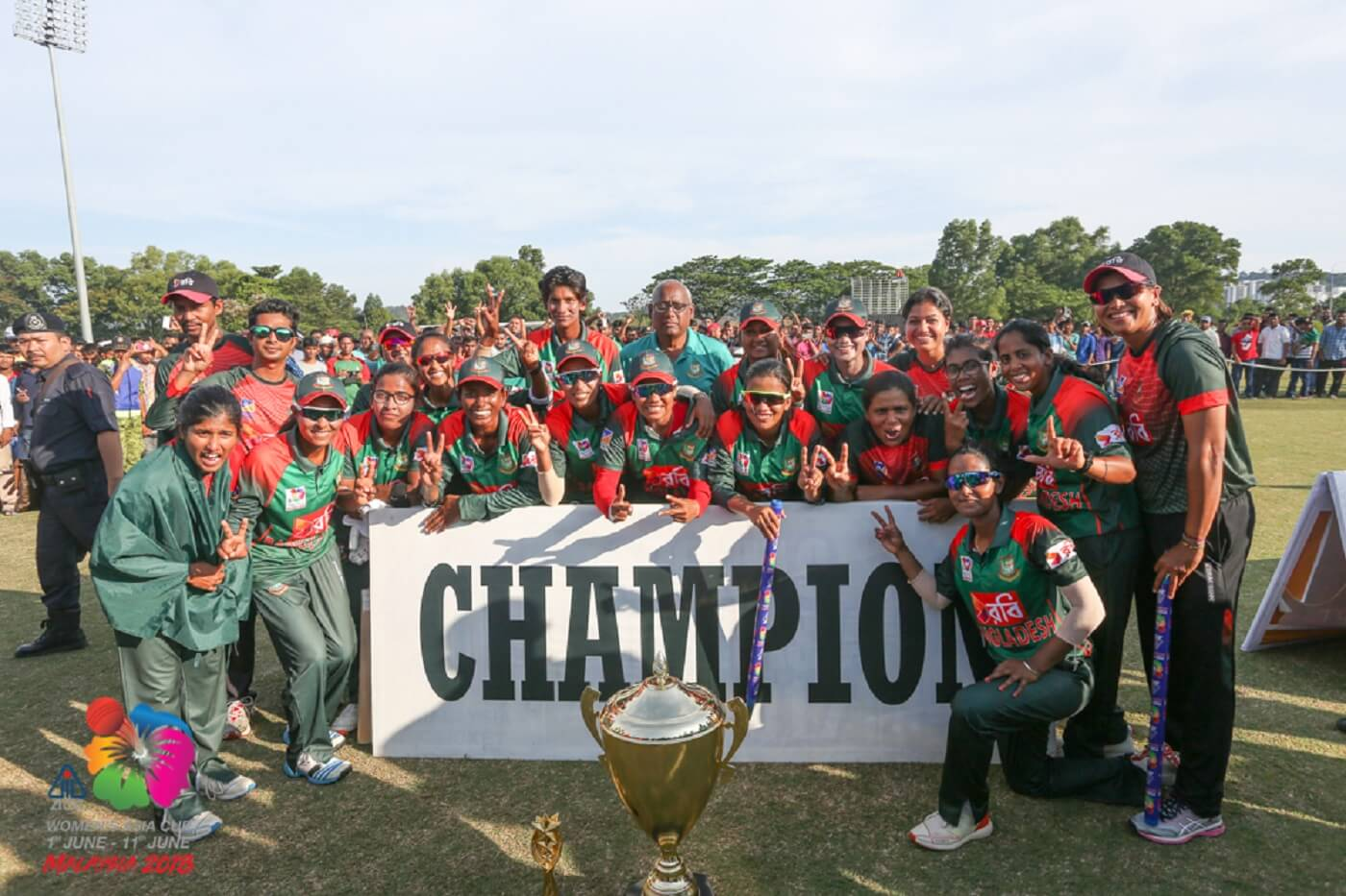 India lose to Bangladesh  in women's Asia Cup final