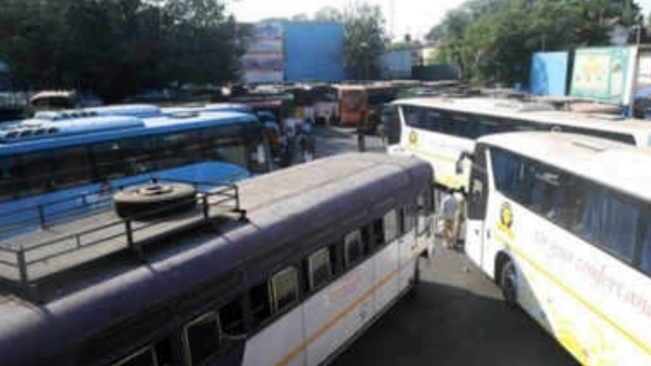 People concerned at bus fare hike