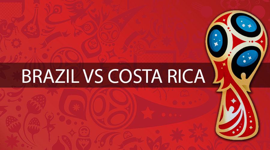 FIFA बुहुम काप आव ब्राजिलआ 2-0 आव कोस्तारिका खौ फेजेनो