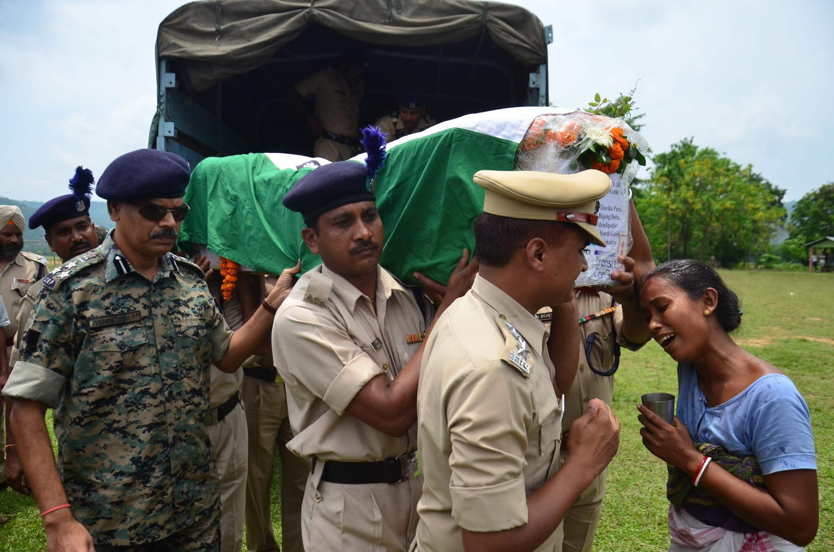 CRPF commando from Meghalaya killed in encounter