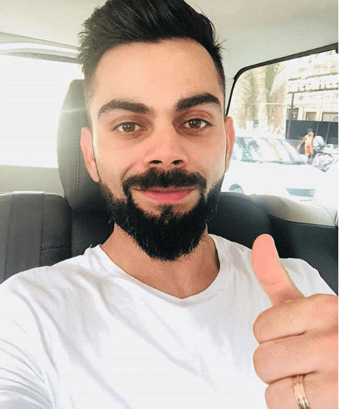 বিৰাট কোহলিৰ Beard