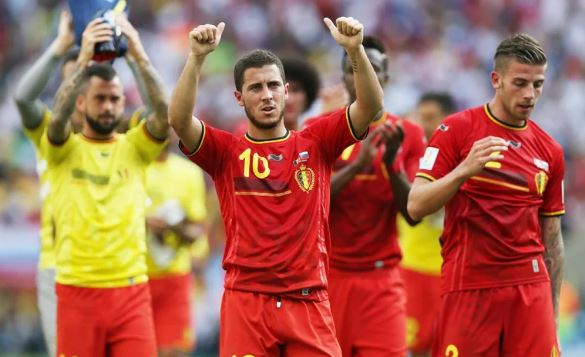 Has the time come for Belgium's golden generation?