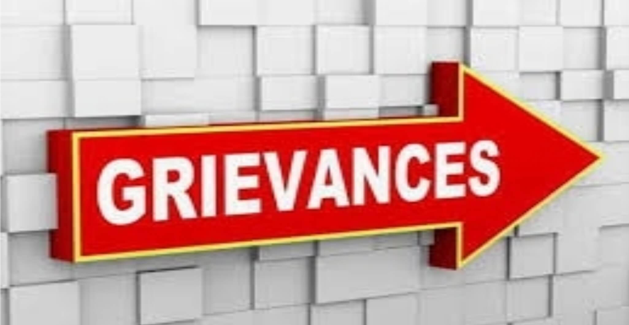 Public  Grievance Cell constituted