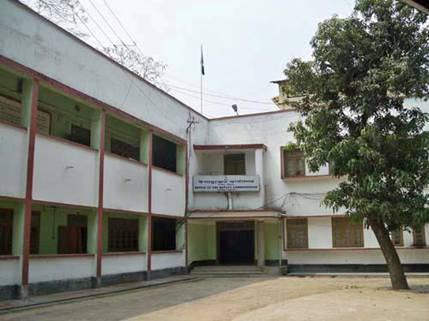 Public laud shifting of Settlement office to Lakhipur