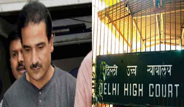 Delhi HC rejects bail plea of Hizbul chief's son