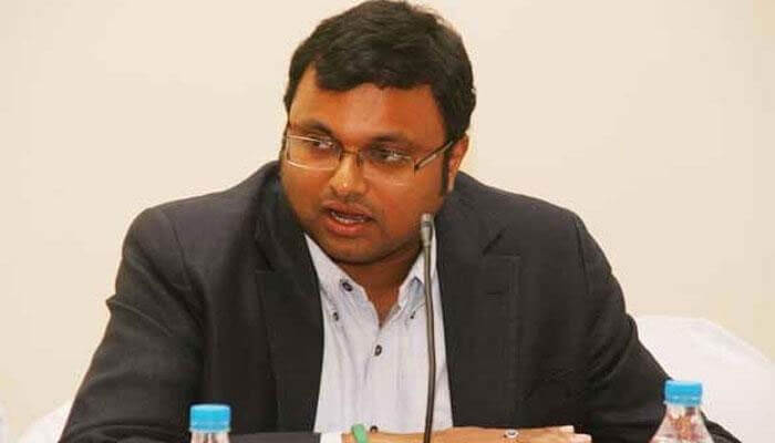 ED chargesheets Karti in Aircel-Maxis deal case