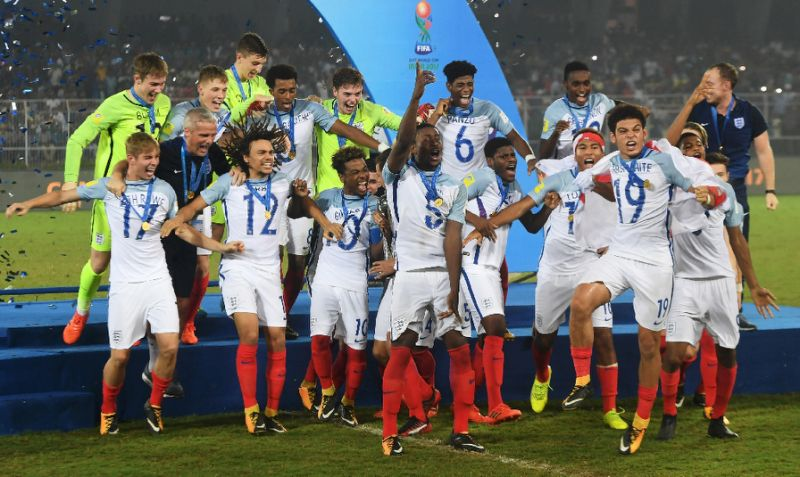 England's young lions tasked with avenging 2014 shame