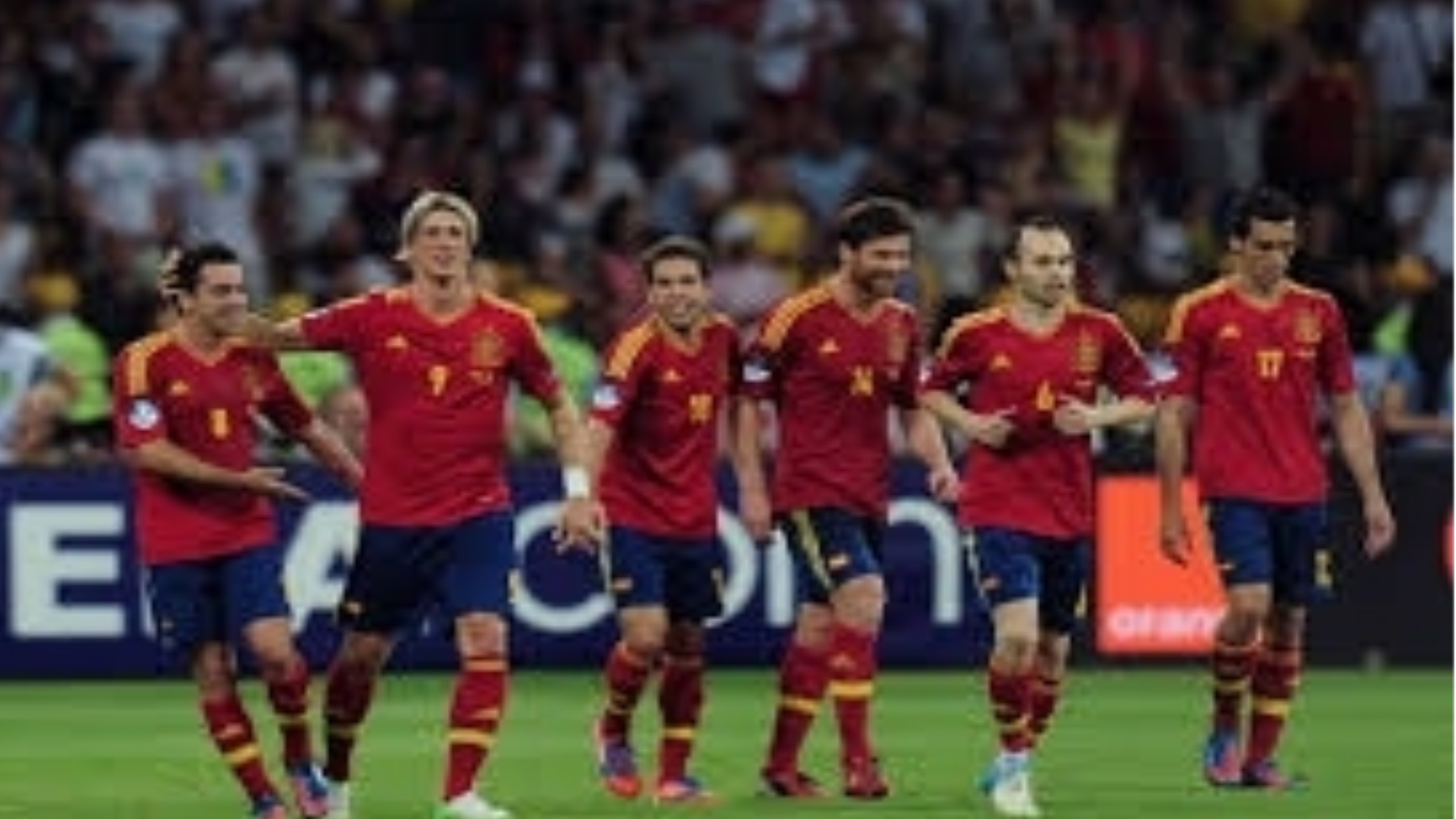 Spain back to training in Russia after narrow win