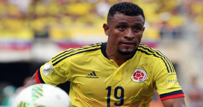 Colombia call up defender Diaz to World Cup squad