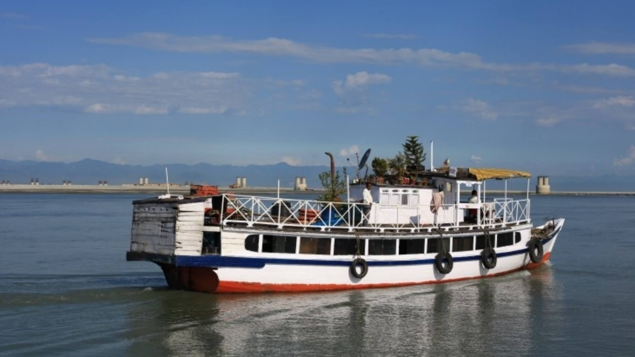 Ferry Services in Barak Valley Suspended Due to Rising Water Levels: IWT