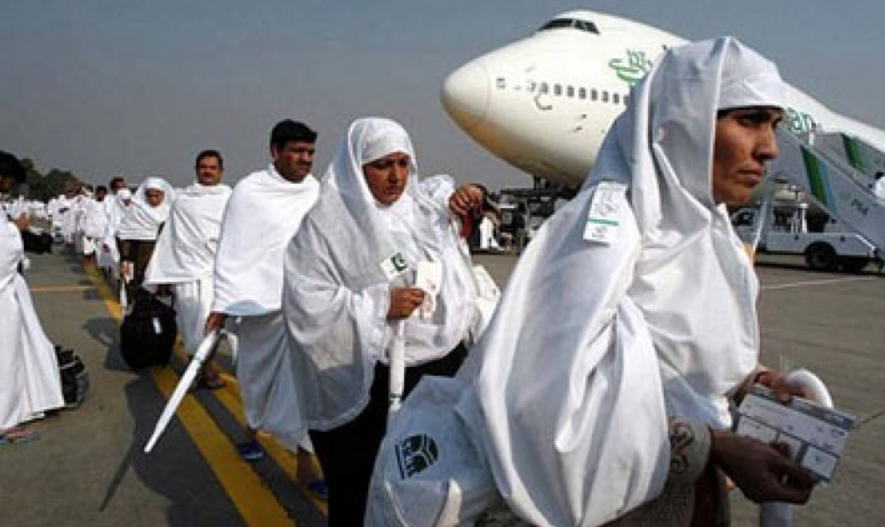 Hajj pilgrims to fly to Jeddah from July 14