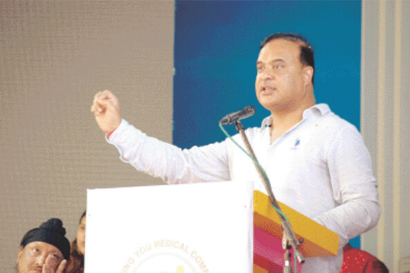 Himanta Biswa Sarma lashes out at leftist intellectuals