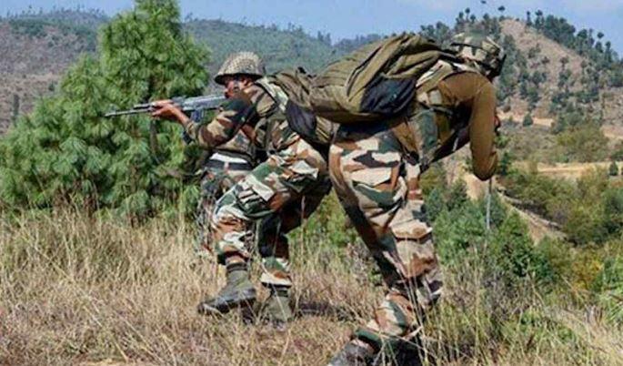 Militant killed in Manipur gunfight