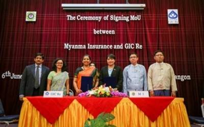 India to help Myanmar in insurance laws