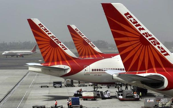 India's YoY domestic air passenger traffic up 16%