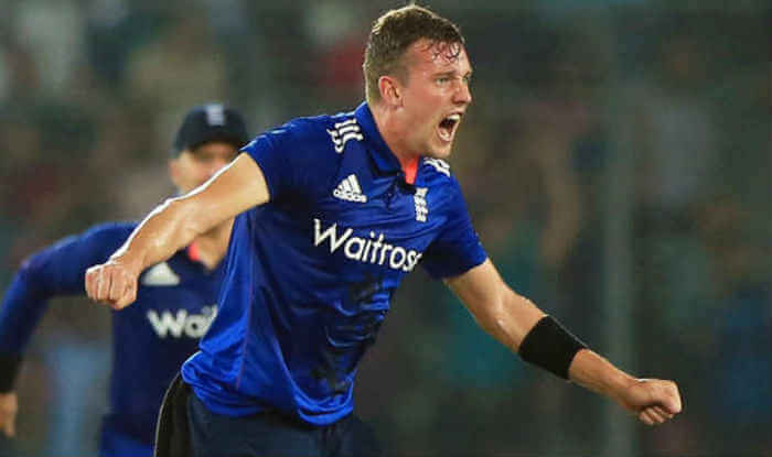 England recall pacer Jake Ball