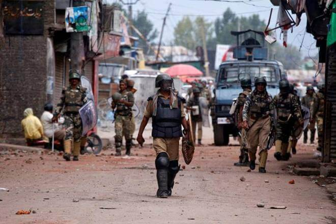 India Rejects UN Kashmir Report