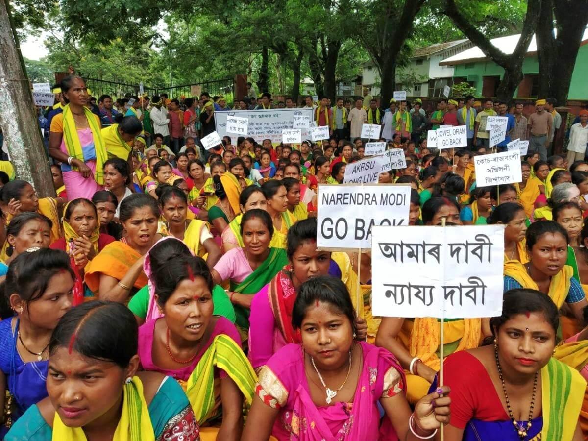 Koch-Rajbongshis reiterates demand for Kamatapur, ST status