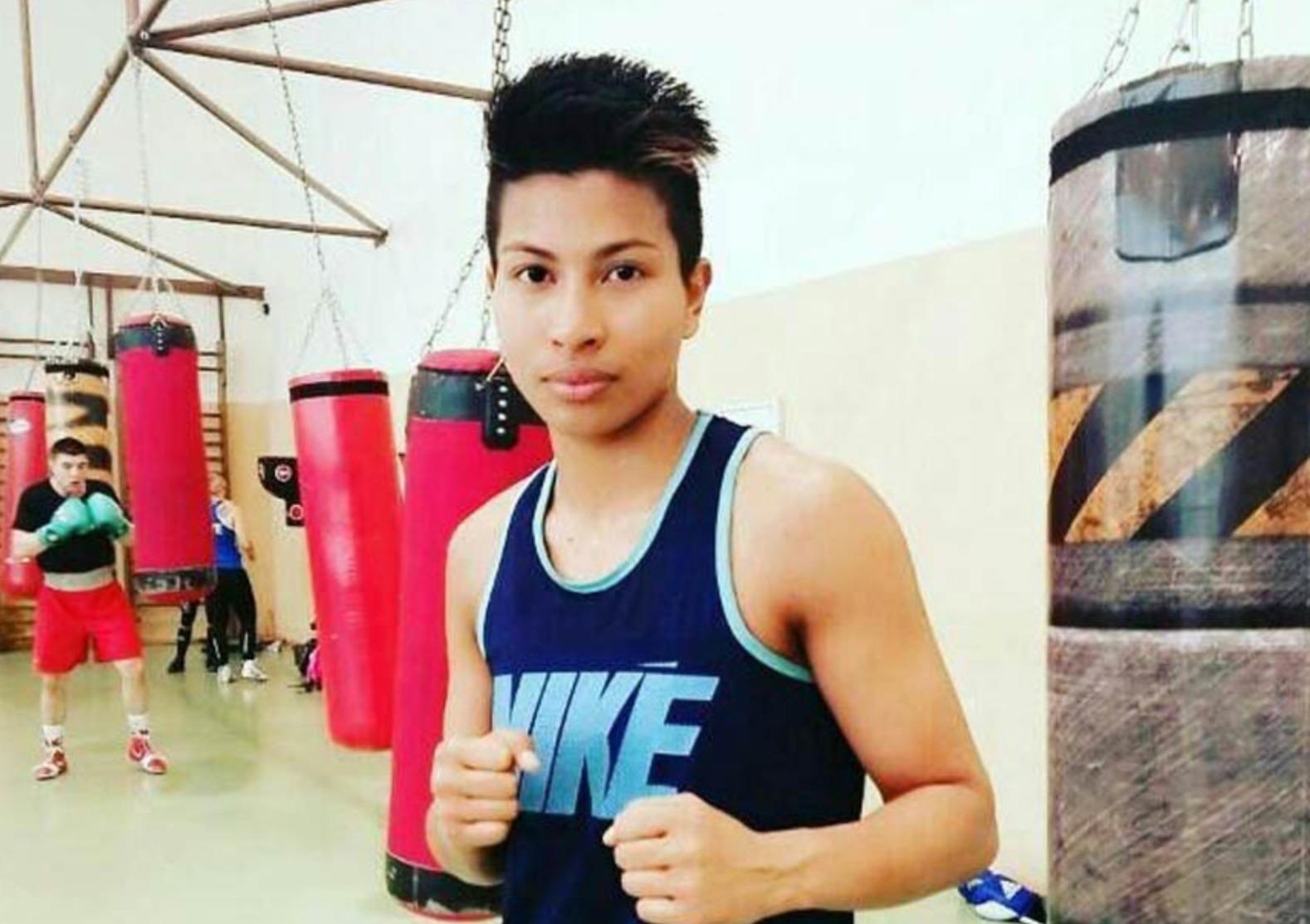 Assam boxer Loveleena Borgohain wins first bout - Sentinelassam