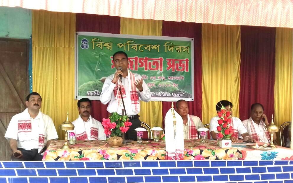 Make Jinkata a plastic-free village, says Dhubri DC