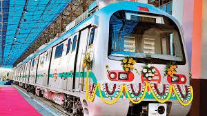 Modi flags off new Metro line between Delhi, Haryana