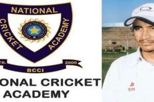 Cricketer Nishanta