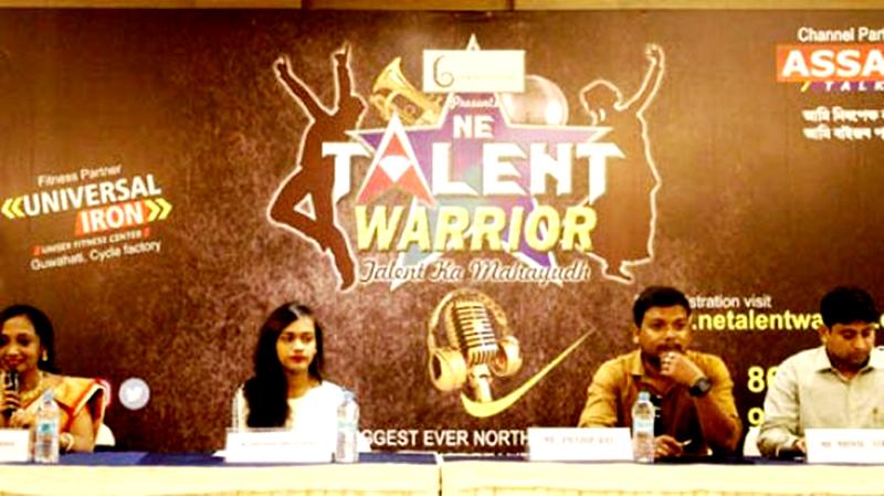 Auditions of NE Talent Warrior Underway