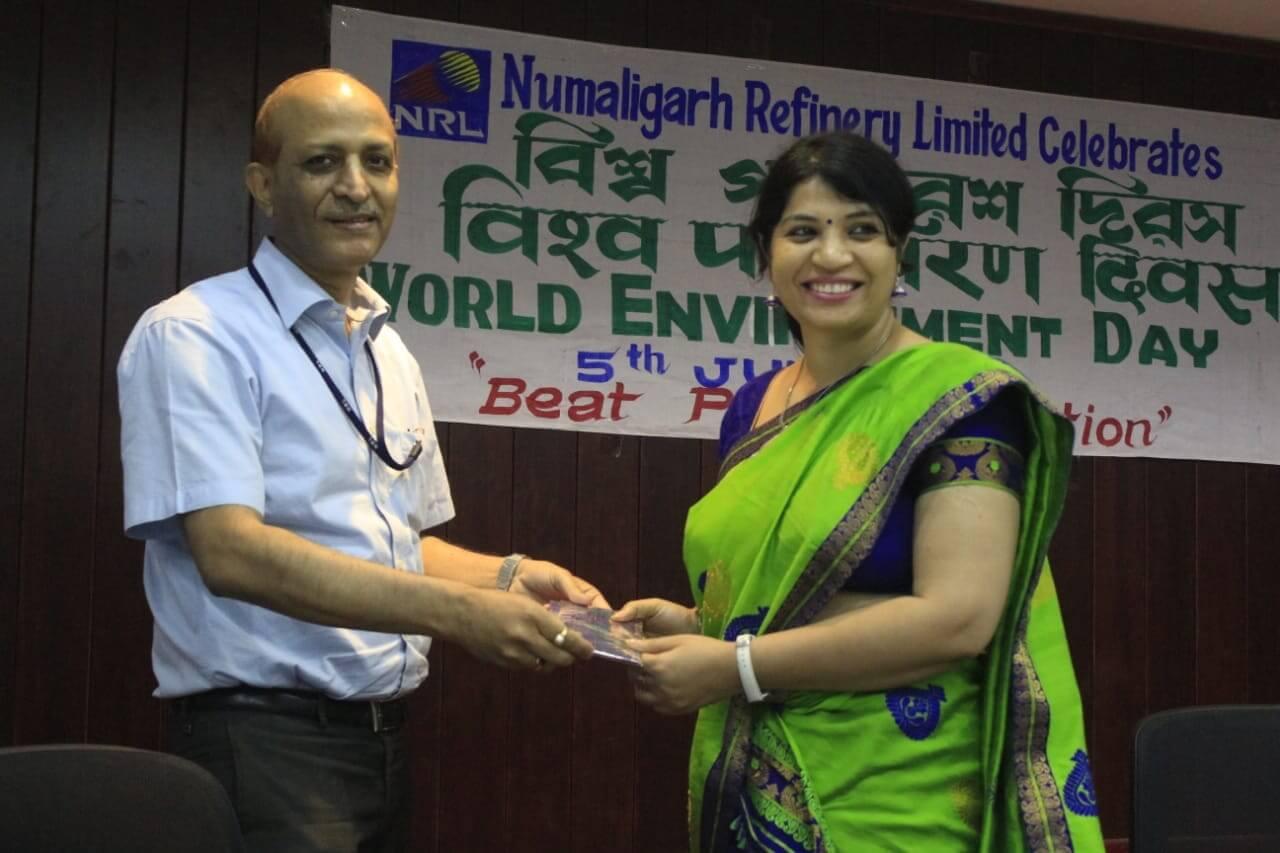 NRL celebrates  World Environment Day