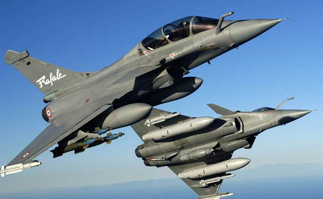 No misdoing in Rafale deal: Defence Minister
