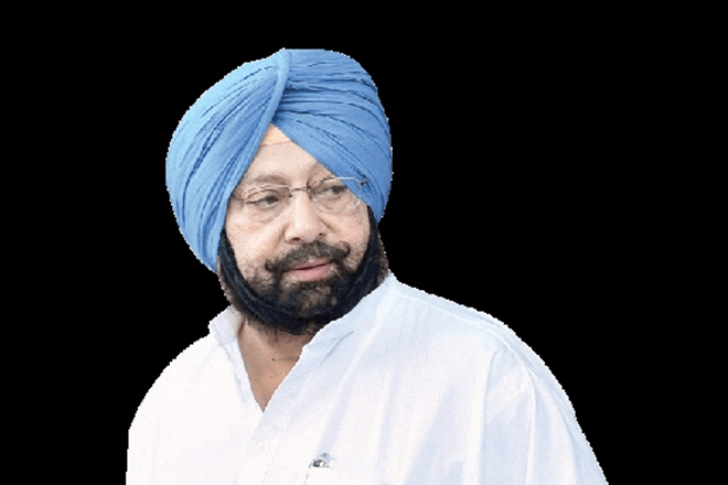No move to bring in  AAP MP Mann: Punjab CM