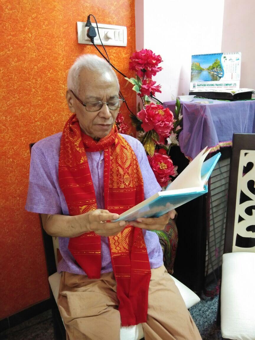 Noted writer Bukul Ch Basumatary passes away