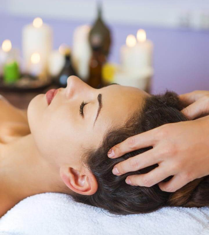 Pamper Your Hair Hot Oil Massage