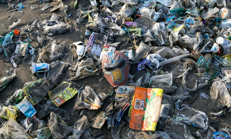 Awareness on plastic pollution