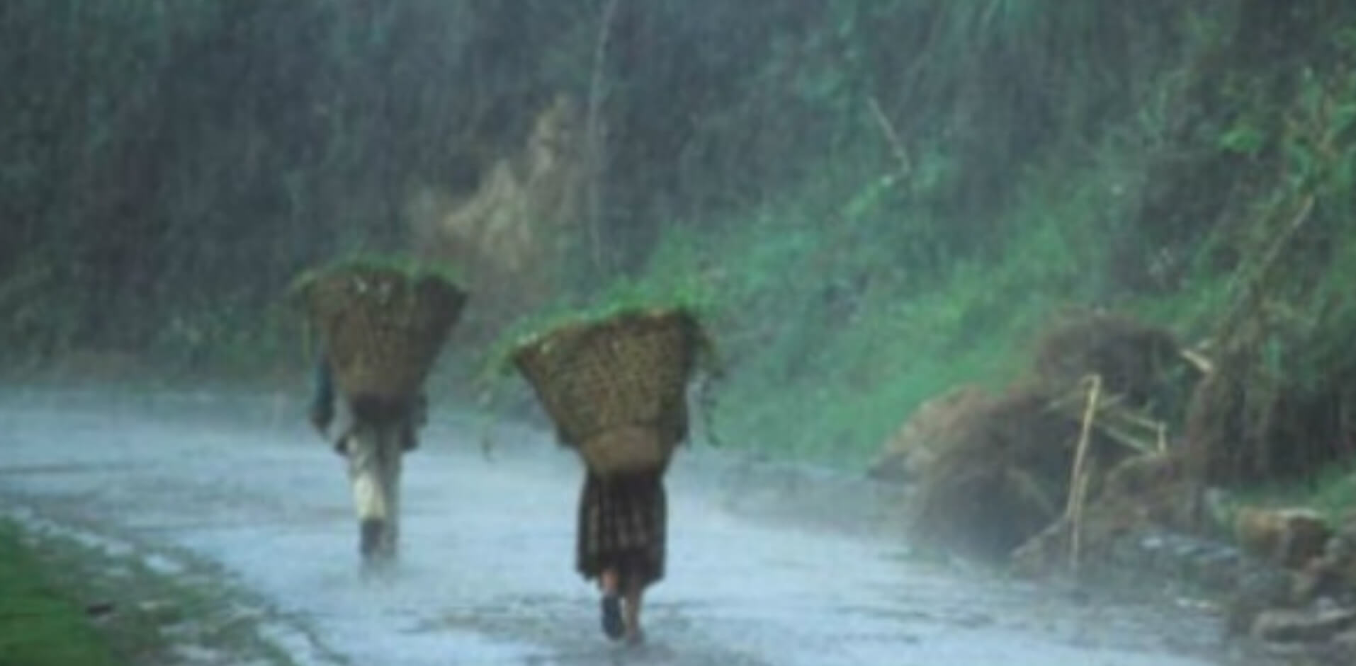 Heavy rainfallwarning