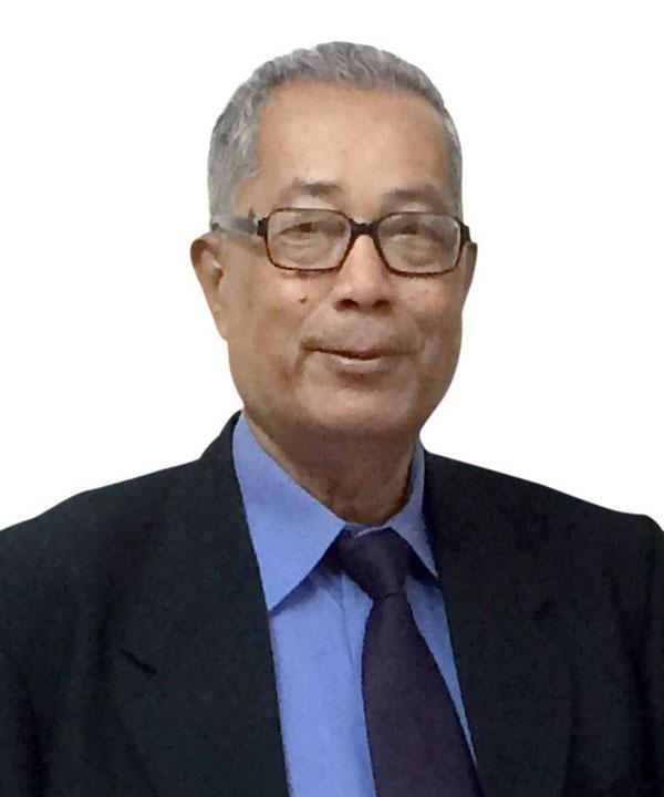 A tribute to Rameswar Sarma
